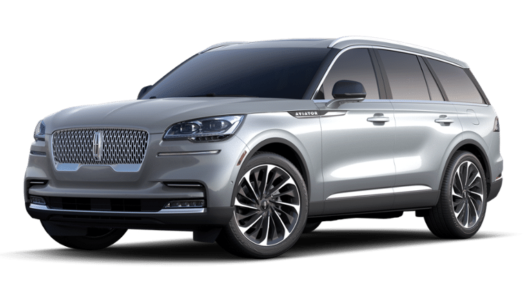 New 2020 Lincoln Aviator Reserve SUV 5LM5J7XC7LGL01896 in Silver Spring